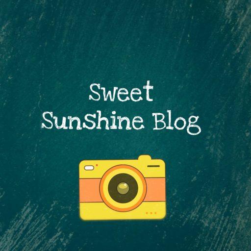 Sweet Sunshine Blog